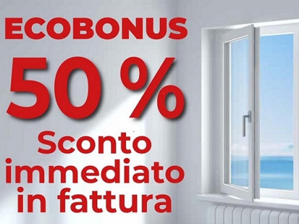 I tuoi nuovi serramenti a metà prezzo: approfitta degli incentivi ecobonus al 50%