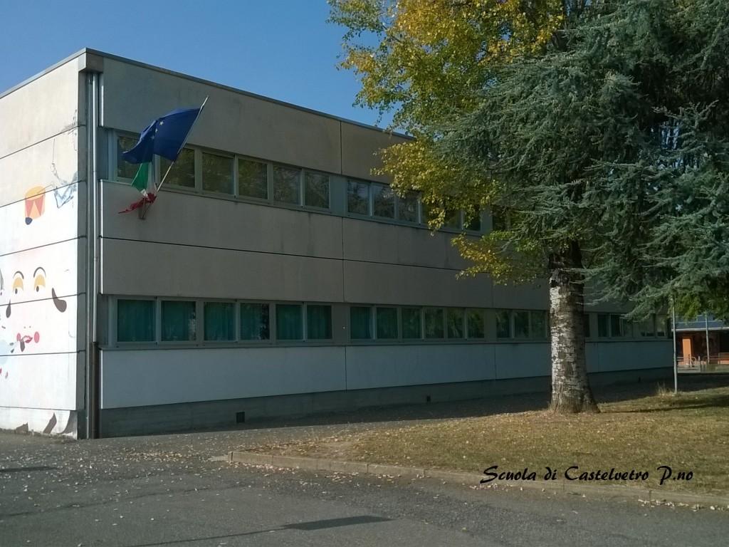 Serramenti in alluminio scuola Castelvetro p.no