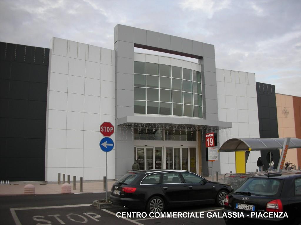 Galassia in Piacenza