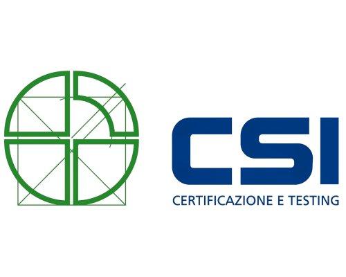 Certificazione CSI